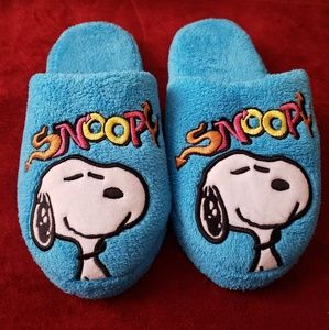Shoes - Snoopy Women/teen House/indoor Slippers